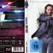 John Wick (2015) R2 German Blu-Ray Covers & Label