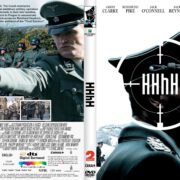 HHhH (2017) R2 CUSTOM DVD Cover & Label
