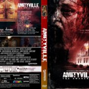 Amityville: The Awakening (2017) DUTCH R2 CUSTOM DVD Cover & Label