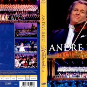 André Rieu: Live In Maastricht (2017) R2 DVD Cover