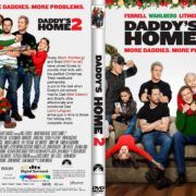Daddy's Home 2 (2017) R1 CUSTOM DVD Cover & Label