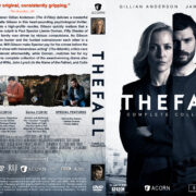 The Fall Complete Collection (2016) R1 Custom DVD Cover