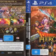 Dragon Quest Heroes II (2017) PAL PS4 Cover