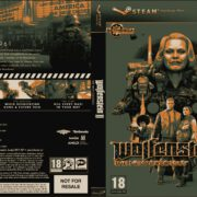 Wolfenstein 2: The new colossus (2017) DVD Cover