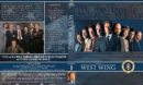 The West Wing - Season 1 (2000) R1 Custom DVD Cover & Labels