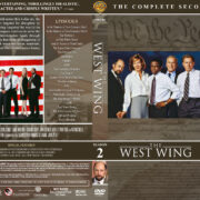 The West Wing – Season 2 (2001) R1 Custom DVD Cover & Labels