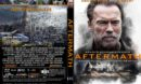Aftermath (2017) R1 CUSTOM DVD Cover & Label