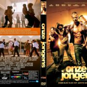 Onze Jongens (2016) DUTCH R2 CUSTOM DVD Cover & Label