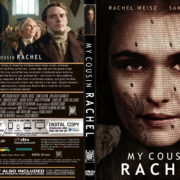 My Cousin Rachel (2017) R1 CUSTOM DVD Cover & Label