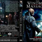 The Windmill Massacre (2016) R2 CUSTOM DVD Cover & Label