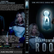 The Disappointments Room (2016) R1 CUSTOM DVD Cover & Label