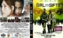 The Girl With All The Gifts (2016) R1 CUSTOM DVD Cover & Label