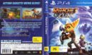Ratchet & Clank (2016) PAL PS4 Cover