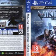 Vikings: Wolves of Midgard (2017) PAL PS4 Cover