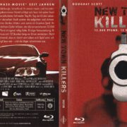 New Town Killers (2008) R2 German Blu-Ray Covers & Label