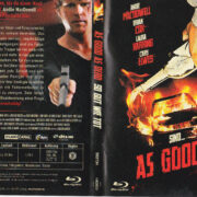 As Good as Dead (2010) R2 German Blu-Ray Covers & Label