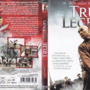 True Legend (2010) R2 German Blu-Ray Covers & Label