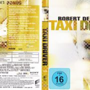 Taxi Driver (1976) R2 German Blu-Ray Cover & Label
