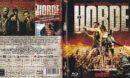 Die Horde (2009) R2 German Blu-Ray Cover & Label