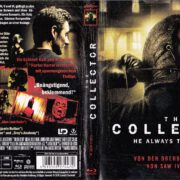 The Collector (2009) R2 German Blu-Ray Covers & Labels
