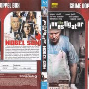 Crime Doppel Box (2011) R2 German Blu-Ray Covers & Label