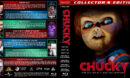 Chucky: The Killer Collection (1988-2017) R1 Custom Blu-Ray Cover