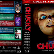 Chucky: The Killer Collection (1988-2017) R1 Custom Blu-Ray Cover