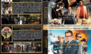 Kingsman Double Feature (2014-2017) R1 Custom DVD Cover