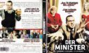 Der Minister (2013) R2 German Blu-Ray Covers & Label