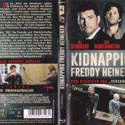 Kidnapping Freddy Heineken (2015) R2 German Blu-Ray Covers & Label