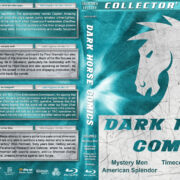 Dark Horse Comics – Volume 2 (1999-2004) R1 Custom Blu-Ray Cover