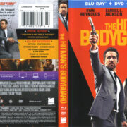 The Hitman's Bodyguard (2017) R1 Blu-Ray Cover & Labels