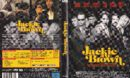 Jackie Brown (1997) R2 German DVD Cover & Label