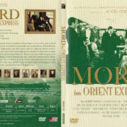 Mord im Orientexpress (1974) R2 German DVD Covers & Label