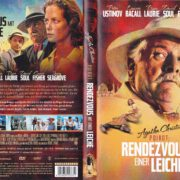Rendezvous mit einer Leiche (1988) R2 German DVD Covers & Label