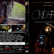 Creep 2 (2017) R1 CUSTOM DVD Cover & Label
