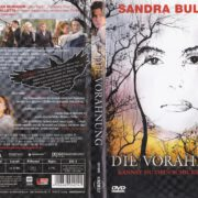 Die Vorahnung (2007) R2 German DVD Cover & Label