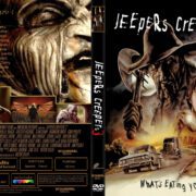 Jeepers Creepers (2017) R1 CUSTOM DVD Cover & Label