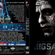 Jigsaw (2017) R1 CUSTOM DVD Cover & Label