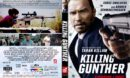 Killing Gunther (2017) R1 CUSTOM DVD Cover & Label