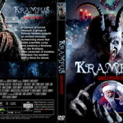 Krampus: Unleashed (2016) R1 CUSTOM DVD Cover & Label