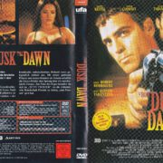 From Dusk Till Dawn (1996) R2 German DVD Cover & Labels