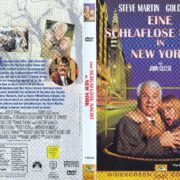 Eine schlaflose Nacht in New York (1999) R2 German DVD Cover & Label