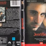 Jennifer 8 (1992) R2 German DVD Cover & Label