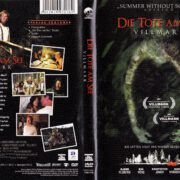 Die Tote am See (2003) R2 German DVD Cover & Label