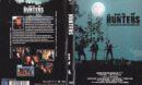 The Hunters - Eine mörderische Männerfreundschaft (1996) R2 German DVD Cover & Label