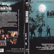 The Hunters – Eine mörderische Männerfreundschaft (1996) R2 German DVD Cover & Label