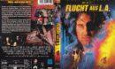 Flucht aus L.A. (1996) R2 German DVD Cover & Label