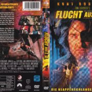 Flucht aus L.A. (1996) R2 German DVD Cover & Label