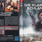 Die Klapperschlange (1981) R2 German DVD Cover & Label